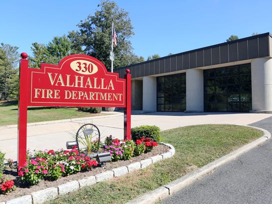 Valhalla Fire Department, located at 330 Columbus Ave.