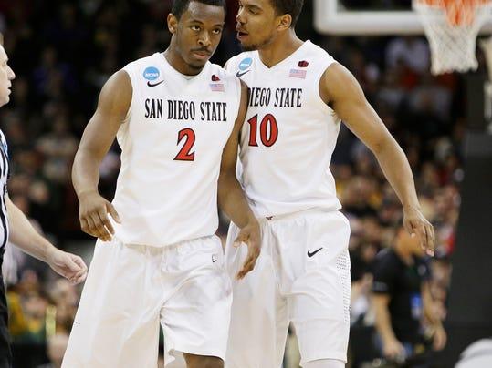 NCAA N Dakota St San Diego St Basketball