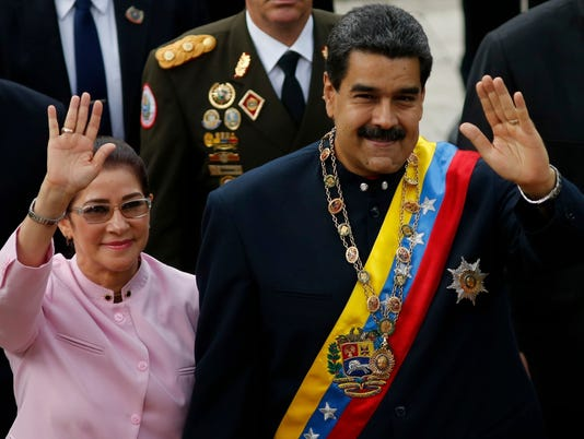 AP VENEZUELA POLITICAL CRISIS I VEN