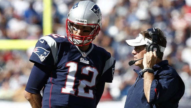 Tom Brady and Bill Belichick are the driving forces behind the Patriots' sustained success
