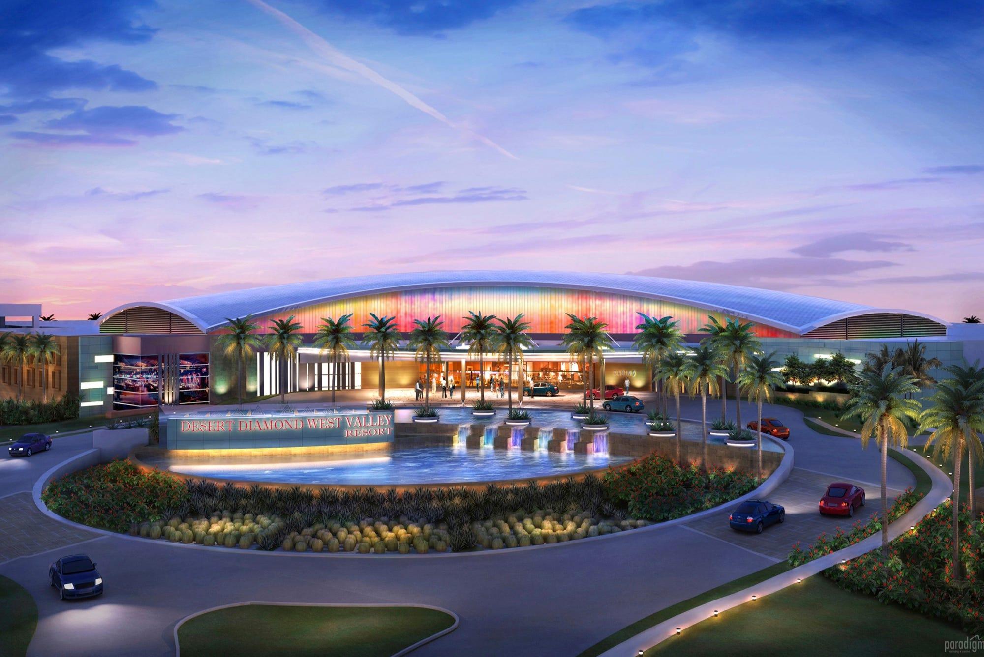 Tohono oodham casino highest casino payouts