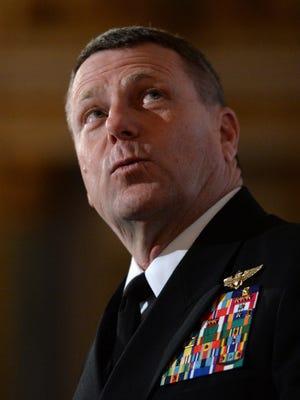 U.S. Navy Adm. William Gortney, NORAD and U.S. Northern Command