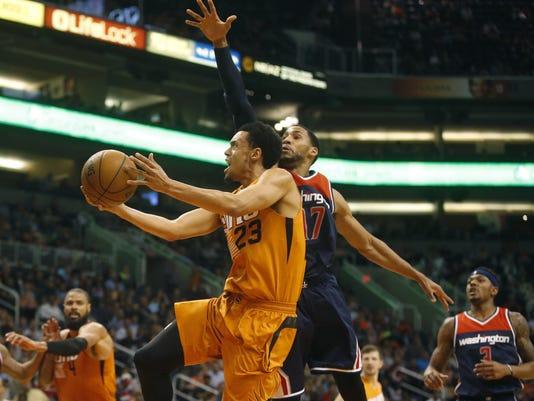 Washington Wizards vs. Phoenix Suns