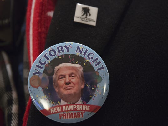 British bookmakers like Donald Trump's chances after N.H ...