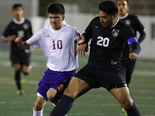 CCS Soccer: Salinas vs. Seaside