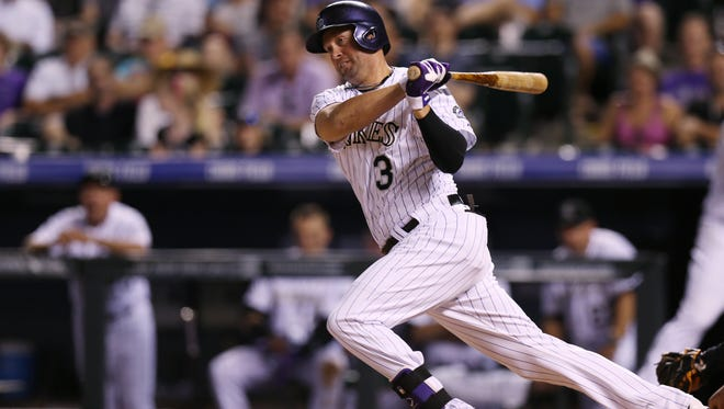 Michael Cuddyer is eager to team up with his longtime friend David Wright on the Mets.