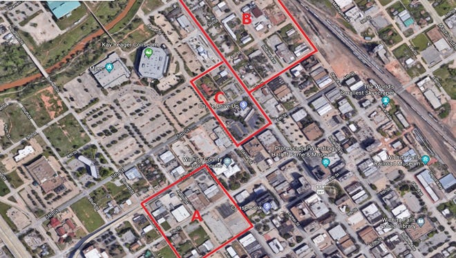 During consideration of a bond for a new $70 million municipal complex, three areas were considered downtown. The May 2018 bond for the project failed. Councilor Steve Jackson is accused of spreading false information that the city is attempting a backdoor deal to push the project forward without voter approval. City staff and officials deny the existence of such a plan.