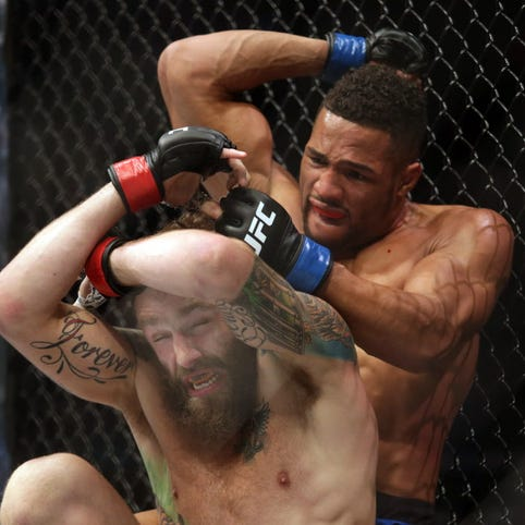 Lee gets controversial win at UFC Fight Night 112