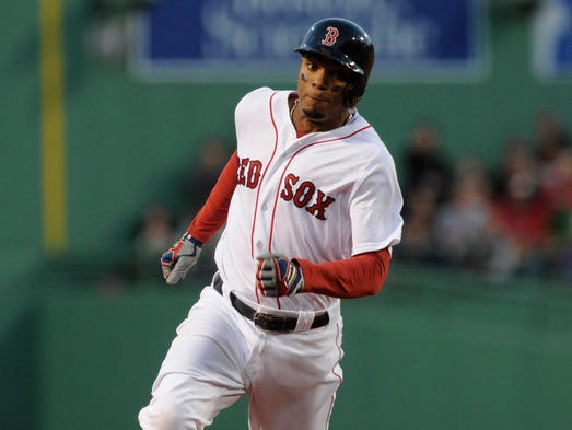 SS Xander Bogaerts, Red Sox