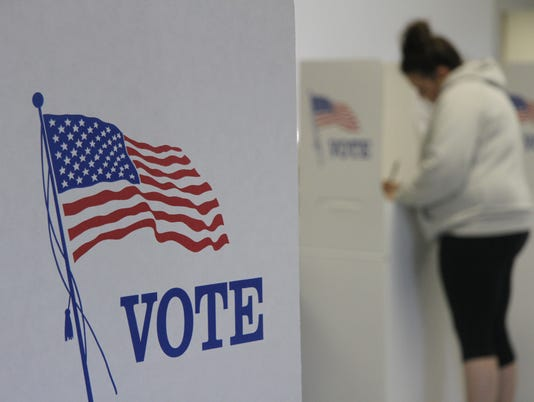 Voting in Eddy County