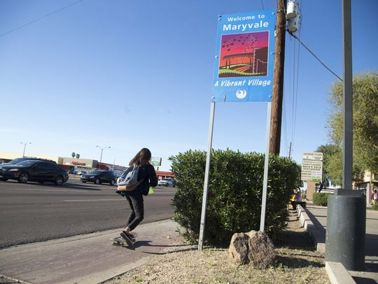 Maryvale has a median age of 26, according to the 2010