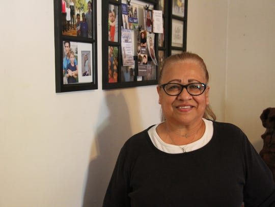 Anita Duran has lived in her home in the 500 block