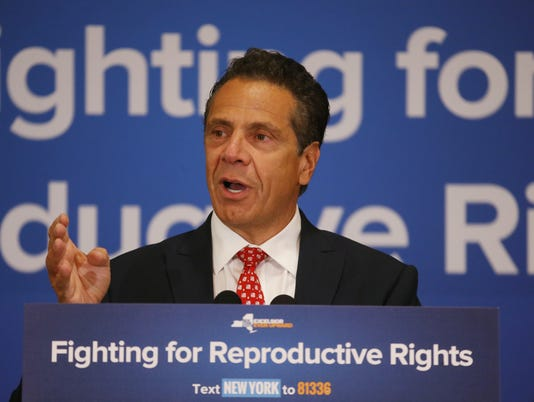 Cuomo Reproductive Rights