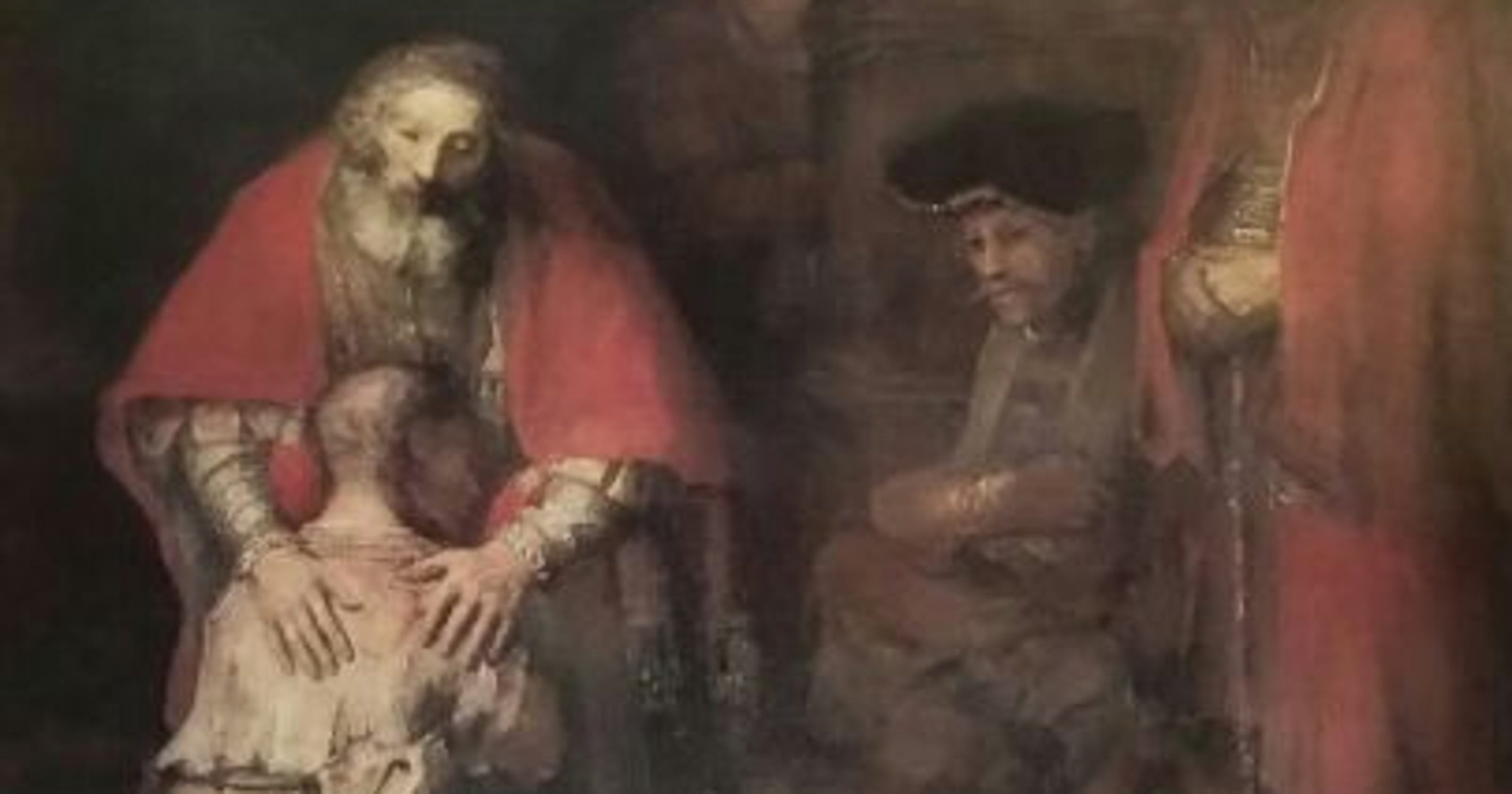 Parable of the prodigal son resonates