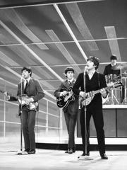Before they made it big in The States, The Beatles