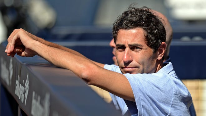 A.J. .Preller was named the Padres GM in 2015.