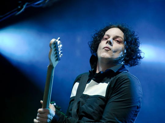 """Jack White: """"Hip-hop is the new punk rock. """"Rappers"""