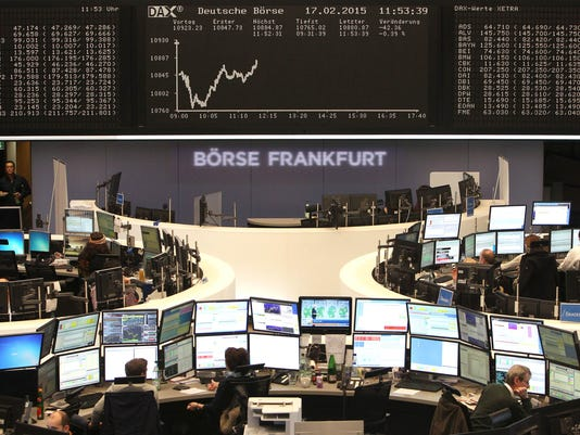 GERMANY-FINANCE-STOCK EXCHANGE