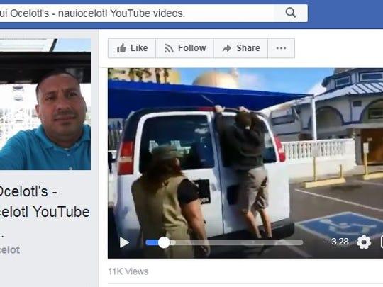 Naui Oceloti posted an edited version of Tahnee Gonzales'