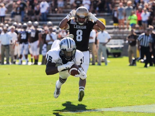 On The Sixth Try, Monmouth Finally Sails Past Lehigh, 28-21