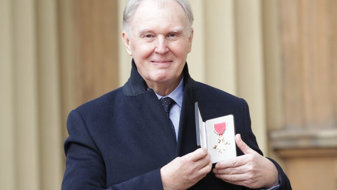 On March 2, 2017, Tim Pigott-Smith was honored at Buckingham Palace in London.