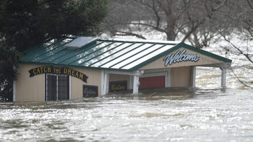 California's wild extremes of drought and floods to worsen as climate warms
