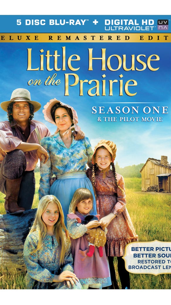Video 39 Little House 39 Makes A Comeback On Dvd