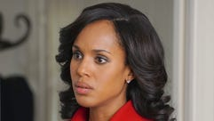 Olivia Pope (Kerry Washington) finds herself in a another