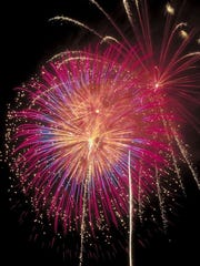 The annual Independence Day celebration at Ault Park