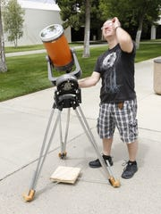 San Juan College Planetarium director David Mayeux says the Aug. 21 solar eclipse will be an event well worth watching in Farmington, even though the city is not in the path of totality.
