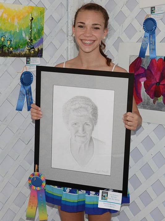 Youth Art Best Of $100 Prize Maggie Boswell, Drawing.jpg