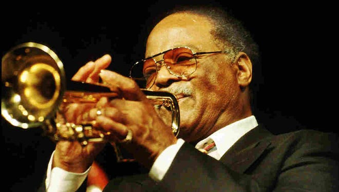 Clark Terry died Saturday, Feb. 21. He was 94.