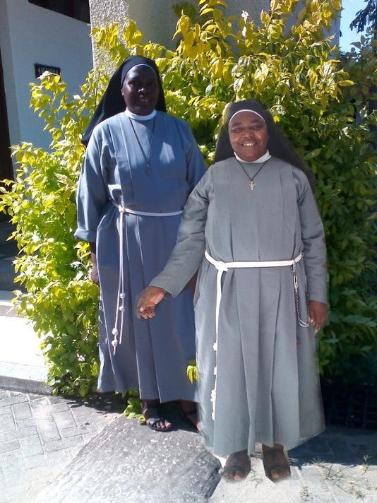 Sr Francis and Sr Pia (2)