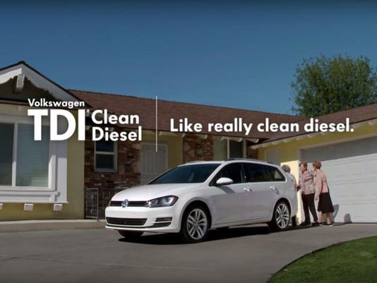 Volkswagen AD Claims