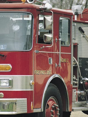 One person was injured in a Century house fire.