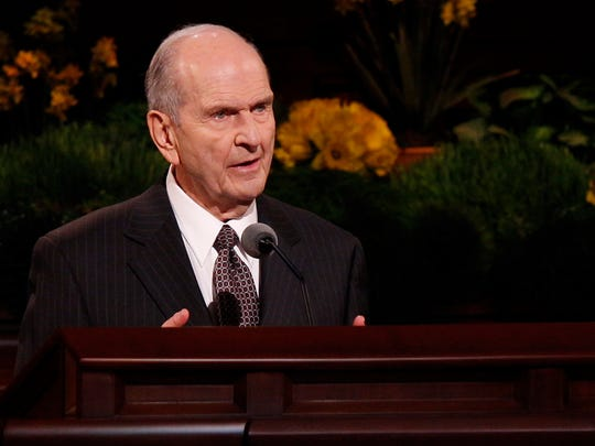 Speaking during the General Conference proceedings of the Church of Jesus Christ of Latter-day Saints on April 4, Church President Russell M. Nelson invited people of all faiths to spend Good Friday, April 10, in fasting and prayer for relief from the coronavirus pandemic.