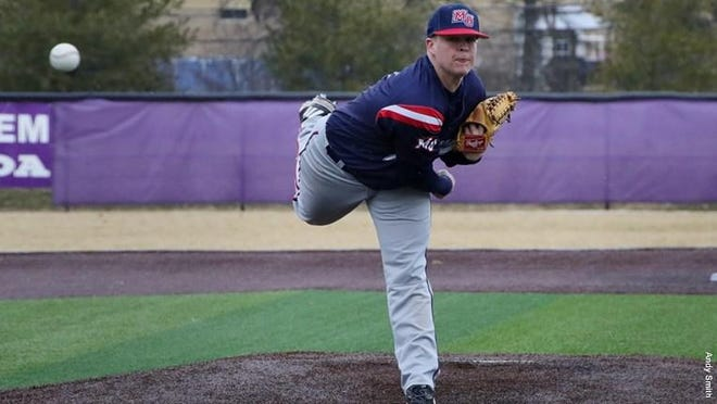 Malone's Eric Mullet compiled a 22-7 record with a 3.36 ERA, eight complete games, one shutout and one save during his career.