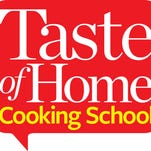 Taste of Home Cooking School logo