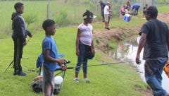 Let the kids cast a line Saturday at Youth Fishing Rodeo