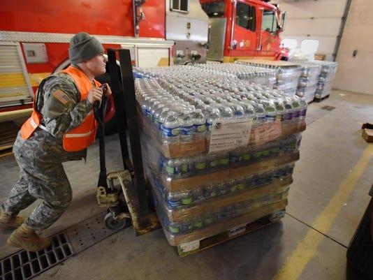 Water crisis in Flint