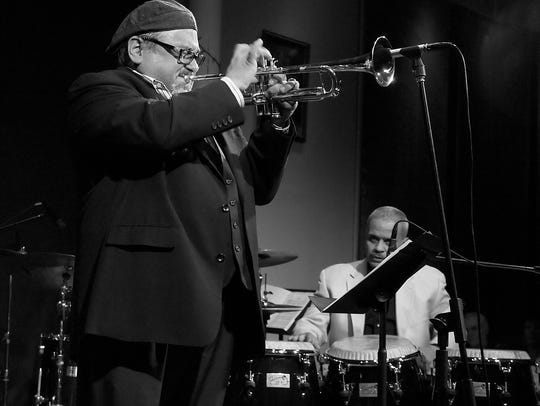 Ray Vega and his Latin Jazz All Stars perform two shows