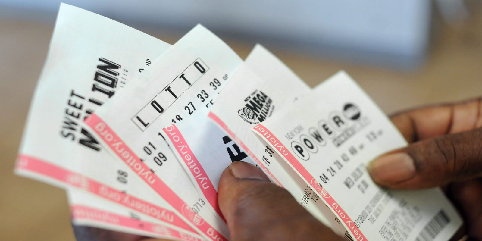 Powerball: Staten Island Stop & Shop sells two $1 million tickets