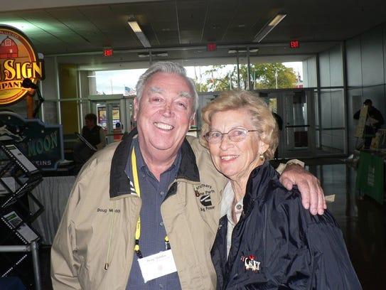 Doug and Matilda Maddox, Riverdale, California, at