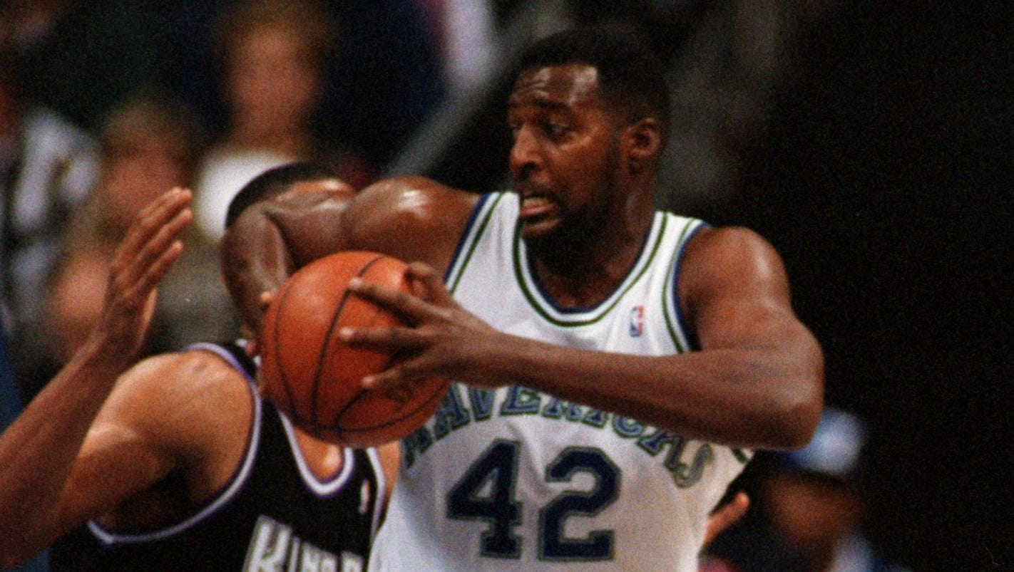 Roy Tarpley plagued former Mavericks center s