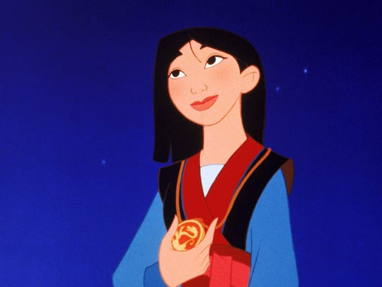 """The live-action """"Mulan"""" has cast its star."""