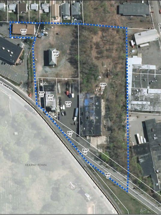 Belleville Turnpike Redevelopment Zone