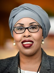 Hudda Ibrahim came to the U.S. from Somalia when she