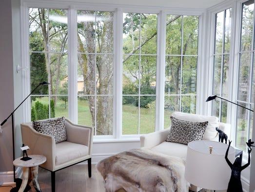 show interior designs house.  O More Designer Show House spotlights work of Williamson designers