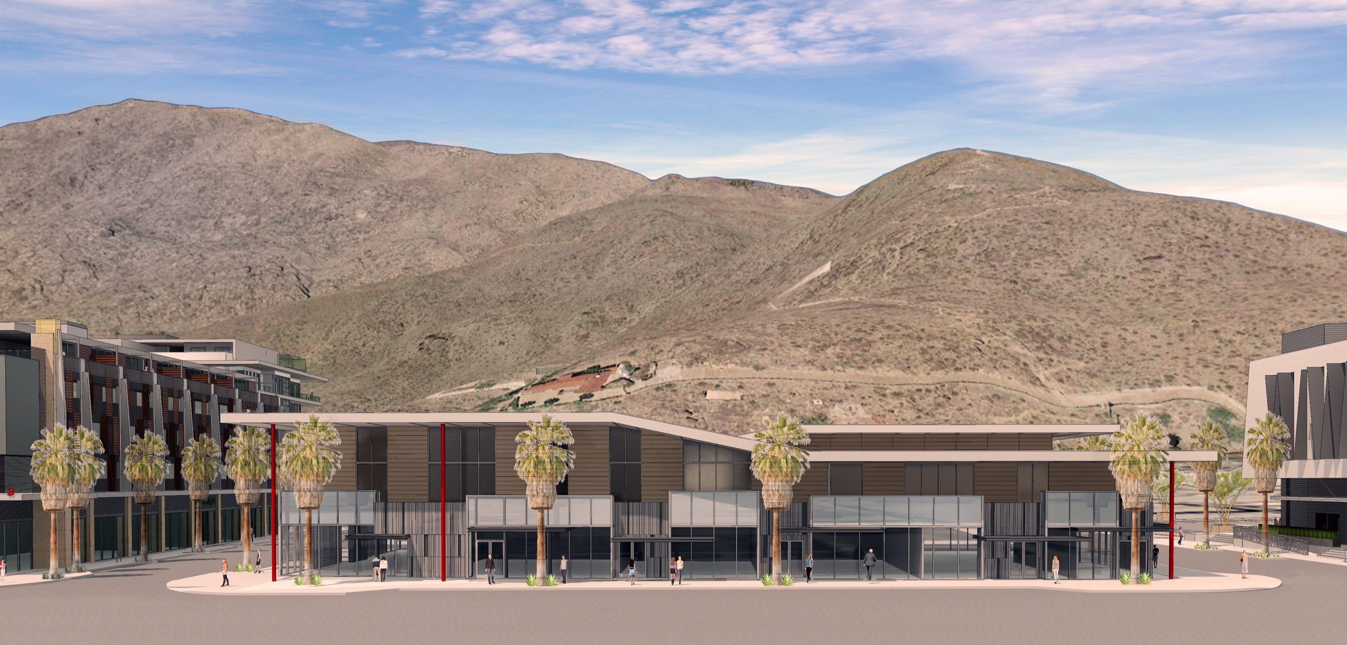 Desert Fashion Plaza Wessman DESERT SUN