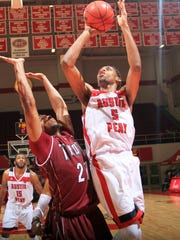 Austin Peay's Chris Horton is the OVC top scorer and